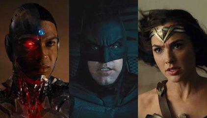 10 momentos clave del tráiler de La Liga de la Justicia