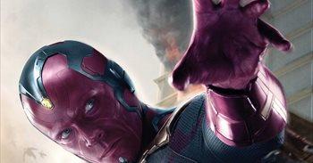 Vengadores Infinity War: Visión lucha con misteriosos villanos en un...