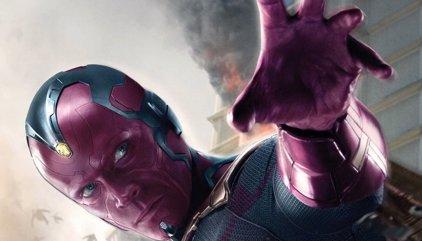 Vengadores Infinity War: Visión lucha con misteriosos villanos en un vídeo filtrado desde el rodaje
