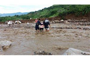 Los puentes centenarios que han soportado las inundaciones de Lima mejor que los actuales