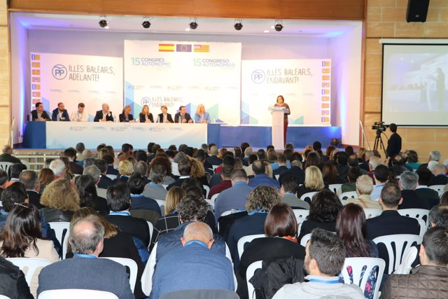 XV Congreso regional PP balear