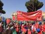 Foto: Federalistes d'Esquerres pide una España federal en la 'Marcha por Europa' de Roma