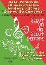 Foto: Festival de canciones scouts para celebrar los 40 años de fogatas, actividades y campamentos del grupo Sierra de Cameros