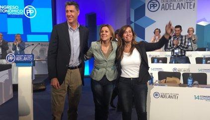Xavier García Albiol, elegido presidente del PP catalán con un 92,9% de los votos