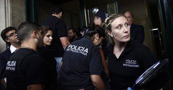Una mujer argentina mata a su pareja cuando él la estaba golpeando