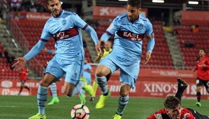 El Levante amplía su ventaja pese a empatar con el Mallorca