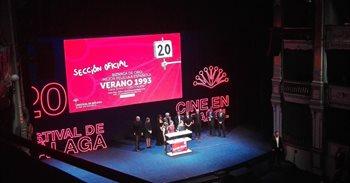 Diana Navarro pone el broche final del Festival de Cine