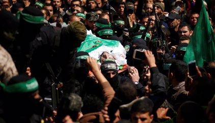 Alta tensión en Gaza tras el asesinato de un comandante de Hamás presuntamente a manos de Israel