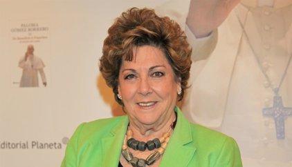 Paloma Gómez Borrero, un emotivo último adiós lleno de rostros conocidos