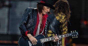 Joe Perry no cree que esta sea la última gira de Aerosmith
