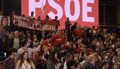 Los presidentes del PSOE claman por un partido unido con Díaz y recalcan que ellos sí han ganado al PP