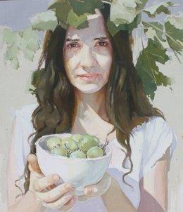 'Diosa Del Vino', De Manuel Reina Infantes