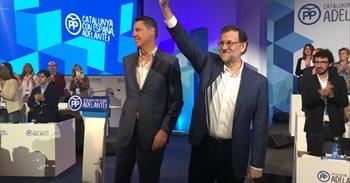 """Rajoy ofrece dialogar de todo menos del referéndum: """"Nunca lo vamos a..."""