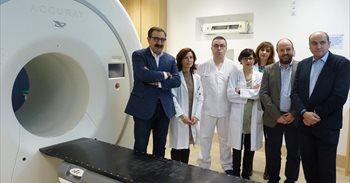252.000 euros para renovar la red 'Varis' del servicio de Oncología de...