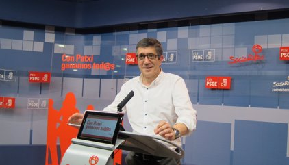"""Patxi López pide dejar las """"peleas de barrio"""" y reclama debates entre candidatos"""