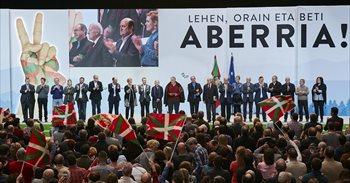 Ortuzar reclama un estado vasco, dispuesto a compartir soberanía con...