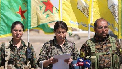 Las Fuerzas Democráticas Sirias logran nuevos avances en su ofensiva hacia Raqqa
