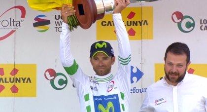 Valverde se adjudica su segunda Volta a Cataluña