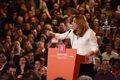 SUSANA DIAZ RECHAZA EL VOTO DEL RENCOR Y PROMETE NO ENTREGAR EL PSOE A OTROS