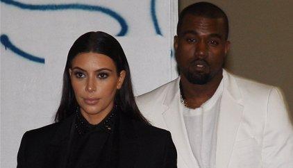 Kim Kardashian y Kanye West rotos de dolor tras la muerte de un sobrino