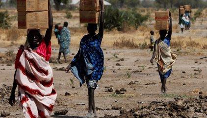 Muertos seis cooperantes en un ataque en Sudán del Sur