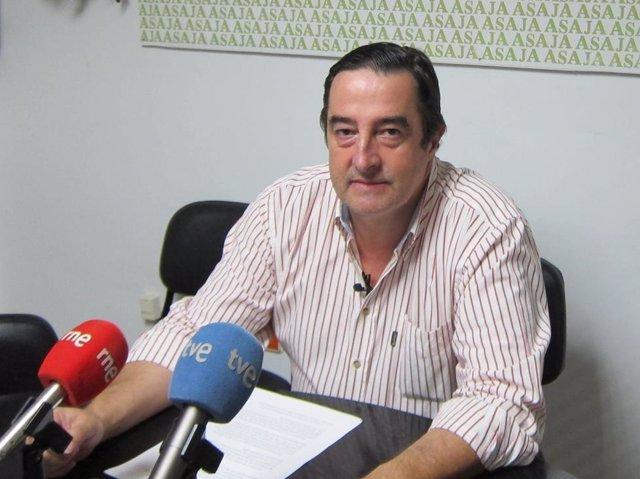 Ángel García Blanco, Presidente De Asaja-Extremadura