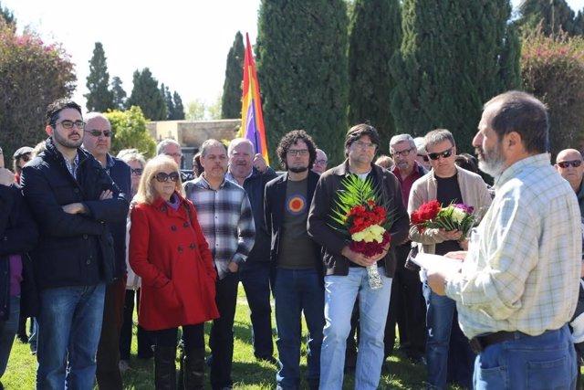 El acto ha finalizado con un recuerdo al poeta Miguel Hernández