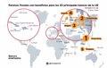 LOS PRINCIPALES BANCOS EUROPEOS OBTIENEN UN BENEFICIO DE 25.000 MILLONES EN PARAISOS FISCALES, SEGUN OXFAM