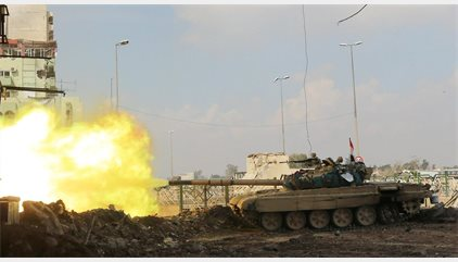 Las fuerzas de Irak arrebatan a Estado Islámico la presa de Badush, al noroeste de Mosul