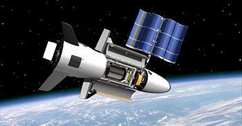El avión espacial secreto X37B del Pentágono bate récord en órbita