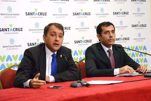 José Manuel Bermúdez y Juan José Martínez