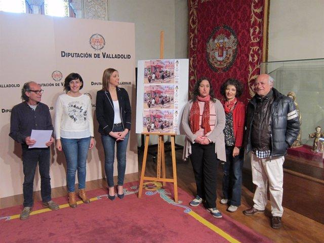 Valladolid. Presentación de los Encuentros Moretti