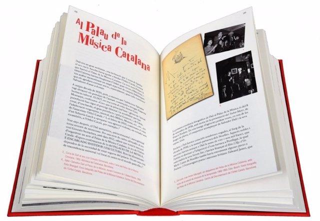 Imágenes del libro 'Dalí i Barcelona'