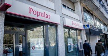Popular, condenada a devolver 26.341 euros indebidamente cobrados por...