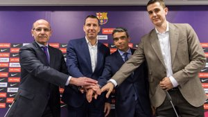 Nacho Rodríguez, nuevo manager de gestión del FC Barcelona Lassa para reforzar el nuevo modelo