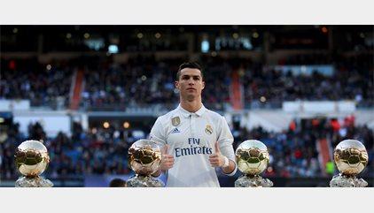 Cristiano Ronaldo se sitúa como el futbolista mejor pagado del mundo