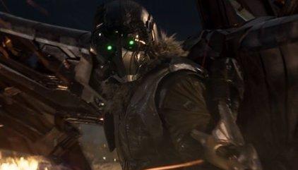 El Buitre irrumpe en el teaser tráiler de Spider-Man: Homecoming
