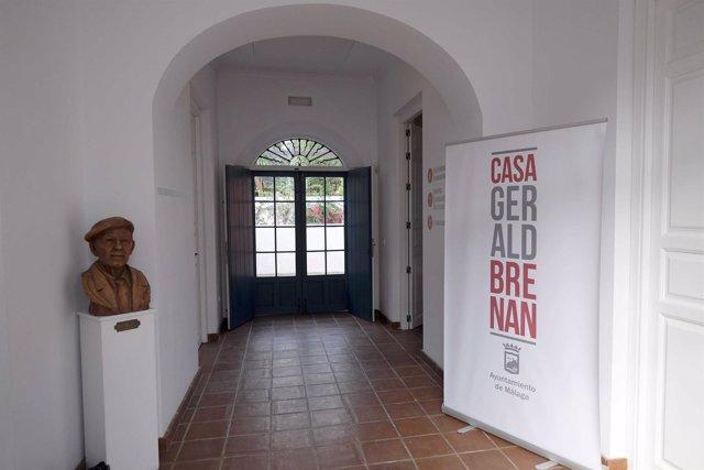 Casa Gerald Brenan Churriana