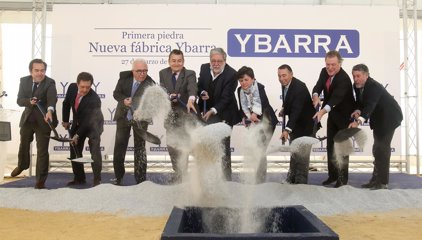 Grupo Ybarra abrirá a final de año su nueva fábrica en Dos Hermanas tras invertir 40 millones