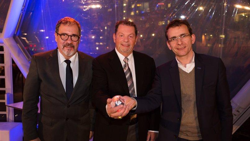 Iveco, premiado con el 'NGV Global Industry Champion'