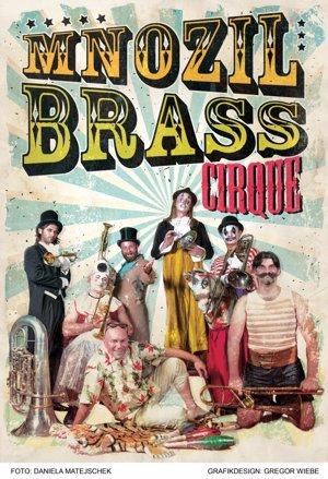 Mnozil Brass presentan su nuevo espectáculo en Barcelona y Madrid