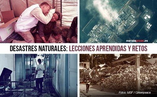 Catástrofes naturales de la década