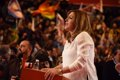 SUSANA DIAZ RECALCA QUE NO TIENE ADVERSARIOS EN EL PSOE, SINO FUERA, Y PIDE EL VOTO A QUIEN NO QUIERA PASAR FACTURA
