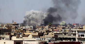 AI denuncia que el Gobierno iraquí mató a cientos de civiles tras...