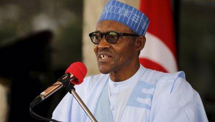 """Buhari promete desde Sambisa que """"nunca más los terroristas ocuparán parte del territorio de Nigeria"""""""