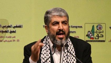"""Meshaal afirma que """"si Israel cambia las reglas del juego, Hamás acepta el desafío"""""""