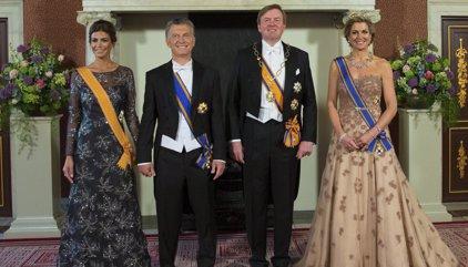 La reina Máxima y Juliana Awada, duelo de argentinas en Holanda