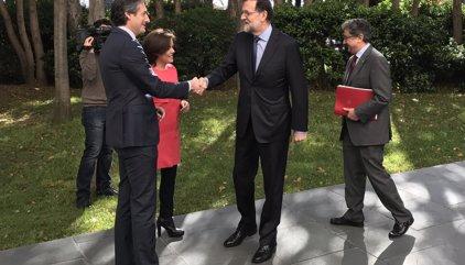 """Rajoy asegura que el Plan de Rodalies es """"realista, viable y verificable"""""""
