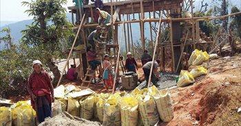 Dhola (Nepal), el pueblo reconstruido con la ayuda de Edurne Pasaban