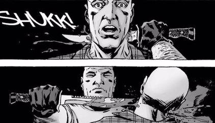 The Walking Dead: Así es la última y brutal muerte en los cómics